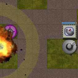 Big Guns Tower Defense for Web Screenshot 1