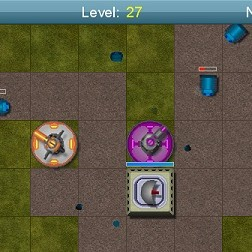 Big Guns Tower Defense Screenshot 1