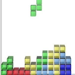 Cube Tetris Screenshot 1
