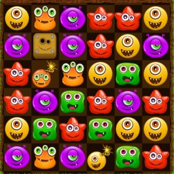 Monster Match Saga Screenshot