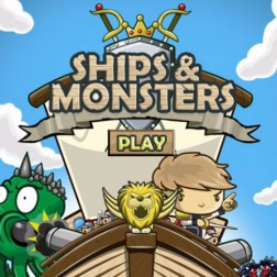Ships and Monsters Screenshot 1