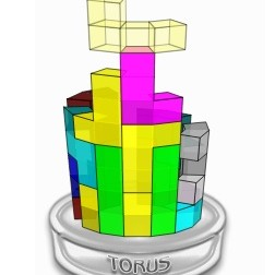 Torus 3D Tetris Screenshot 1