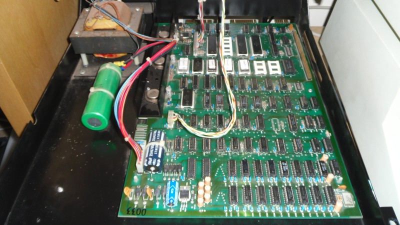 Commodore PET 3032 Motherboard