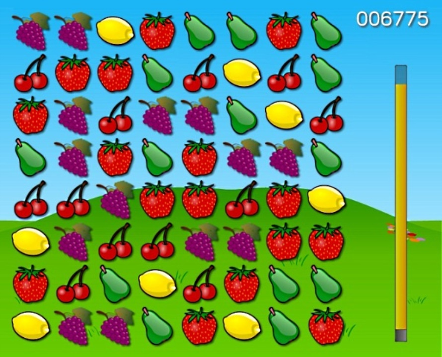 Play Fruit5 in your Browser or iPad