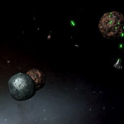 Asteroids Screenshot 1