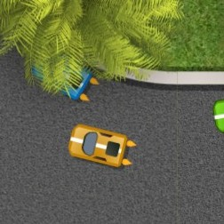 Battle Car Racing 2 Screenshot 1