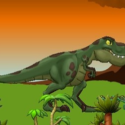 Contrasaurus Screenshot 1
