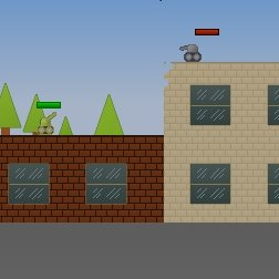 Mini Tank Battle Screenshot 1