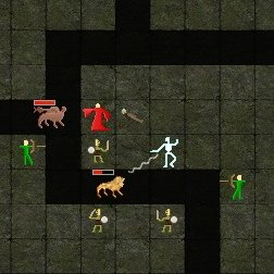 Red Wizard Tower Defense Screenshot 1