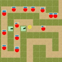 Tiny Defense Screenshot 1