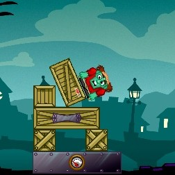 Zombie Drop Screenshot 1