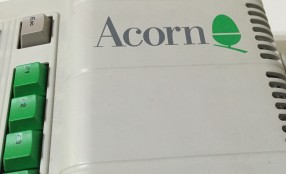 Acorn Archimedes A3010 ARM250 Overclock