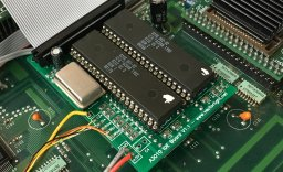 Acorn Archimedes A3010 IDE Modification