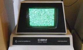 Commodore PET 3032 Repair